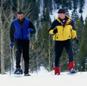 Intro to Snowshoeing