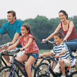 City Family Bike Tour for Four