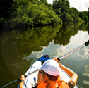 Guided Kayak Nature Tour