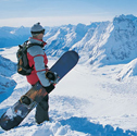 Backcountry Skiing or Snowboarding