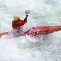 Whitewater Kayak Lesson