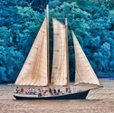 Private Schooner Sail