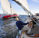 America's Cup Sail