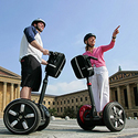 Discover the Town by Segway