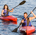 Guided Flat Water Kayak Tour